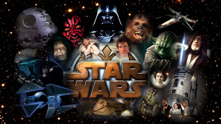 star wars guerre stellari roma
