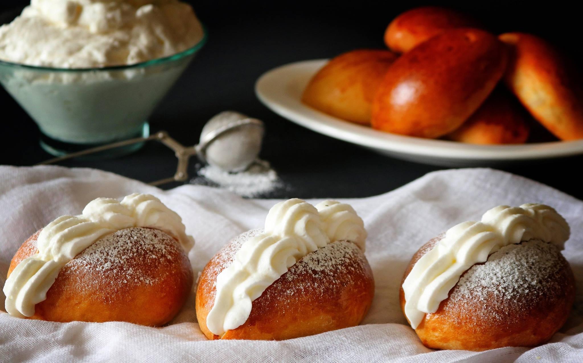 Festa del maritozzo tre giorni dedicati al dolce romano for Dolce tipico romano
