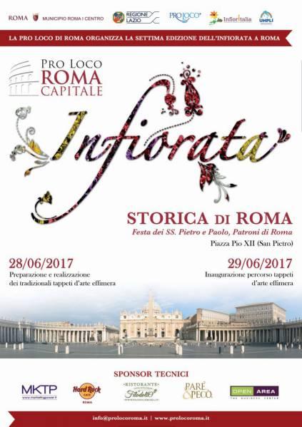 Infiorata storica di Roma