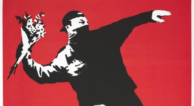Banksy roma