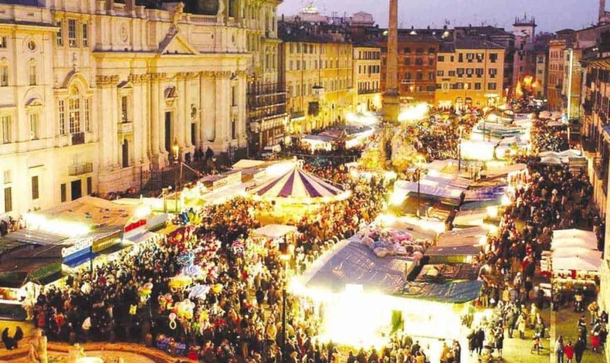 Foto Di Roma A Natale.Mercatini Di Natale Ecco Quelli Da Non Perdere Nella Capitale