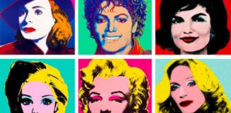 andy warhol mostra a roma