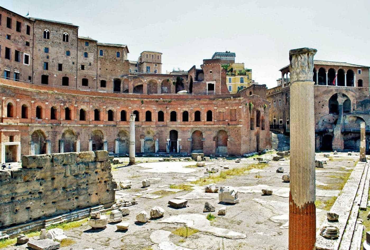 riapertura musei ROMA