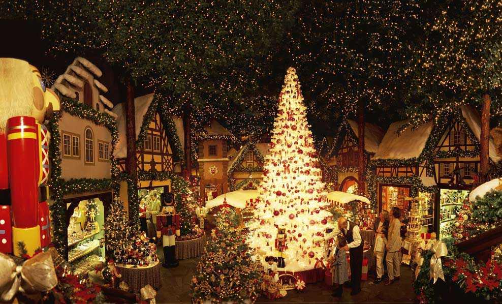 Villaggio Natale.Il Villaggio Di Natale A Roma La Xvi Edizione A Solara