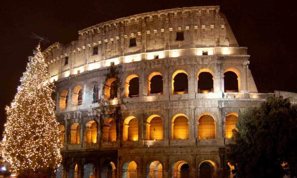 Addobbi Natalizi Roma.Natale A Roma 2018 Tutti Gli Eventi Natalizi Nella Capitale
