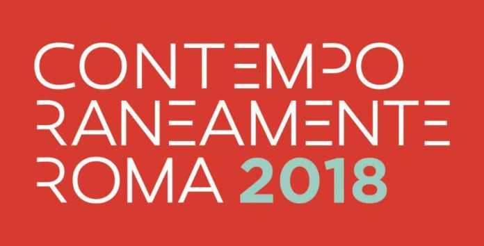 CONTEMPORANEAMENTE ROMA 2018