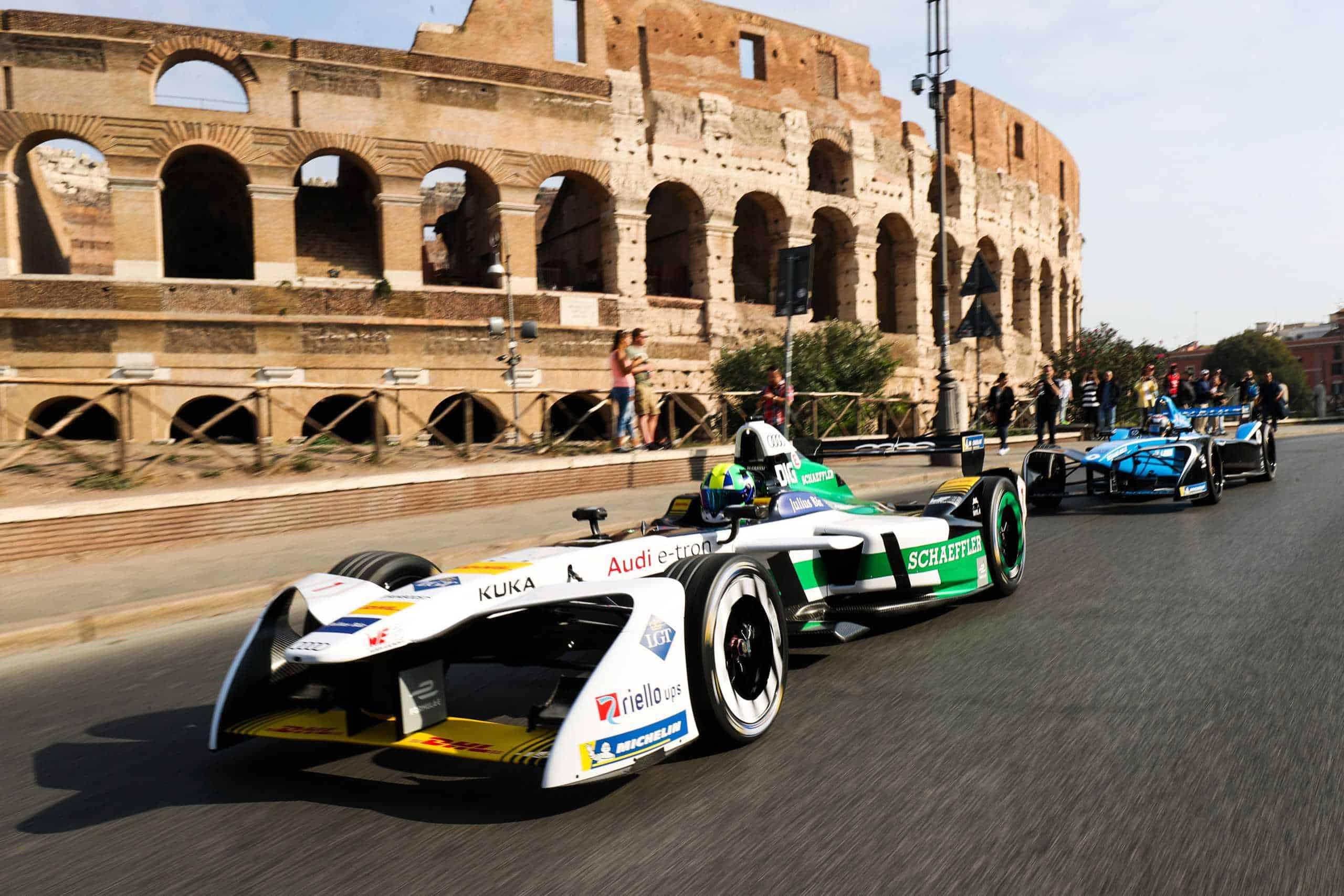 Risultati immagini per A Roma torna Formula-E,