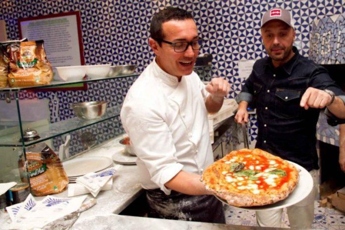 gino sorbillo pizzeria roma