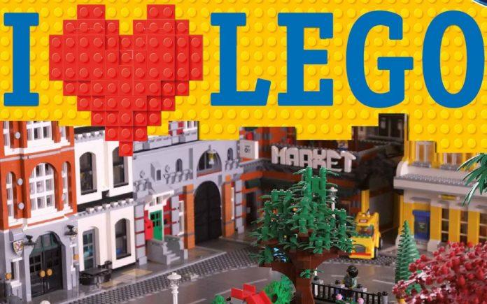 mostra i love lego roma