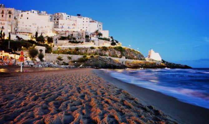 spiagge del litorale romano