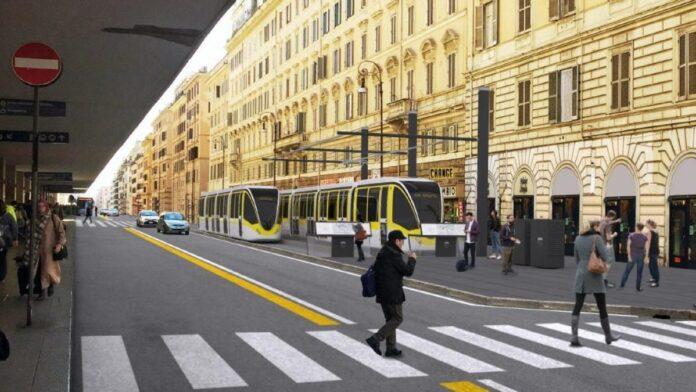 metro g roma raggi annuncio lavori