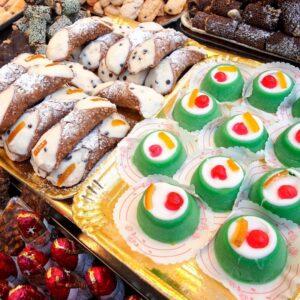 Tre giorni dedicati alla cucina siciliana in Piazza San Giovanni Bosco.