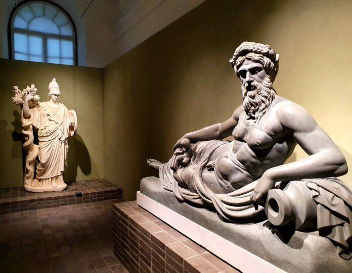MARMI DI TORLONIA: 92 capolavori mai visti in mostra a Villa Caffarelli