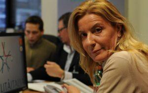 MARIA LUISA PELLIZZARI: è il primo vice capo donna della Polizia