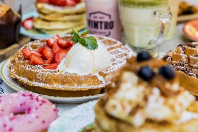 Pancake e Waffle House