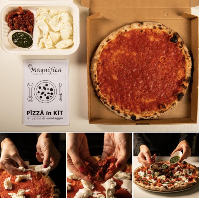 pizza magnifica roma