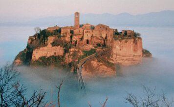PATRIMONIO UNESCO: Civita di Bagnoregio è la candidata italiana