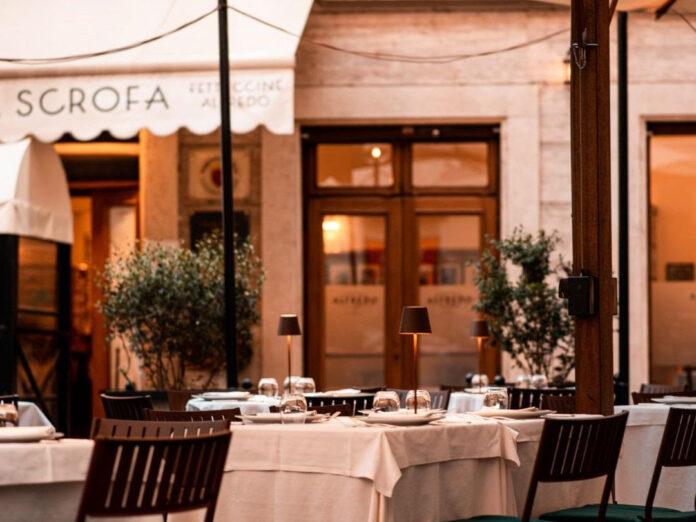 ristoranti roma 26 aprile
