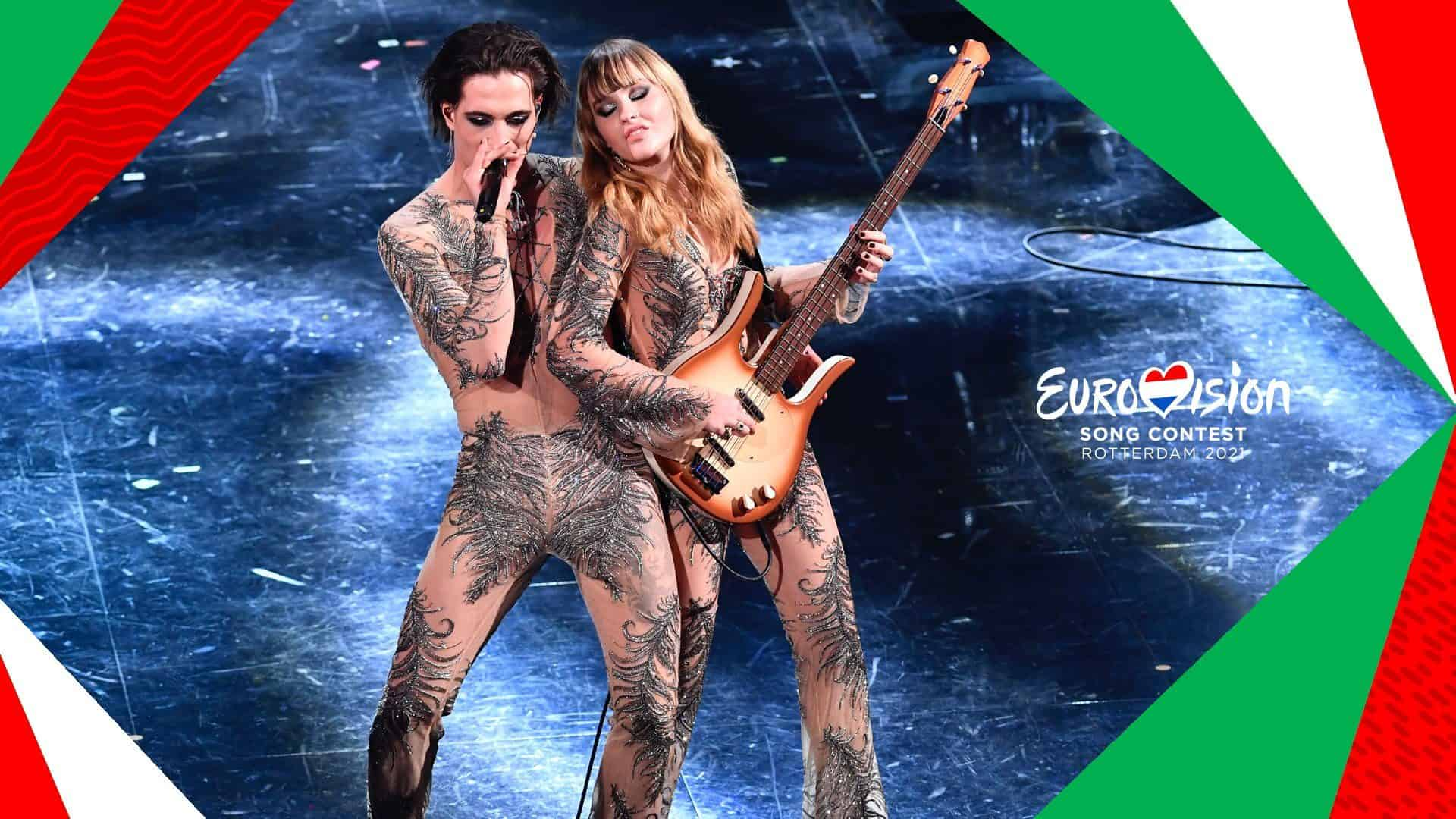 eurovision italia roma