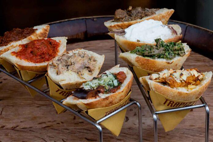 trapizzino offerta roma menu